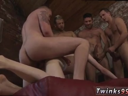 Young and chubby gay twinks xxx James Gets