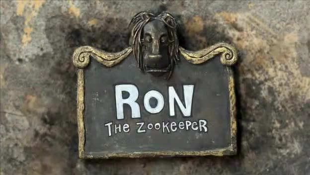 Ron The Zookeeper 2007 Gayish Claymation Film