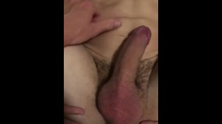 Barely legal twink first time with a guy